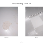 Epoxy Flooring Touch Up