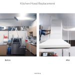 Kitchen Hood Replacement